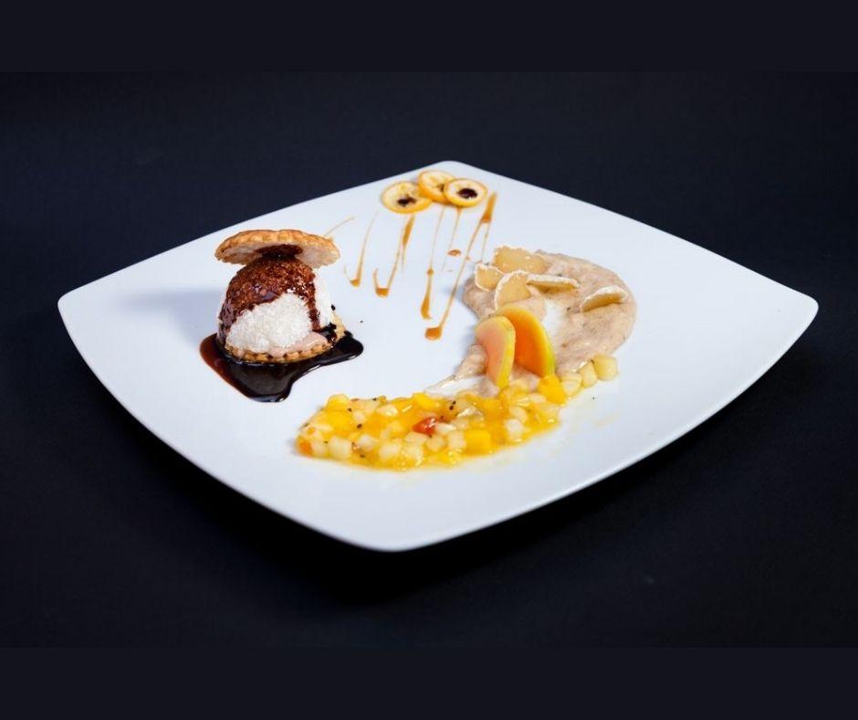 Cuisine du monde - Le Parc des Vallières